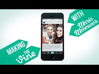 Making the Vine with Brittany Furlan and Maria Menounos