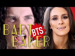 """MAGIC! - """"Rude"""" PARODY Behind the Scenes with Brittany Furlan and Bart Baker!"""