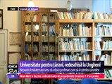 Prima universitate din România dedicată țăranilor, închisă după cel de-al doilea Război Mondial, ar putea fi redeschisă la Botoșani. Universitatea Populară din Ungureni, dedicată oamenilor din mediul rural care nu știau carte.