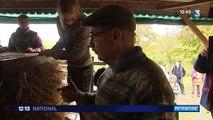 En Normandie, un groupe d'amis se réunit pour préparer un cidre authentique