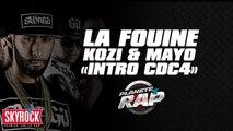 La Fouine, Kozi & Mayo - Intro CDC4 & Freestyle en live dans Planète Rap !