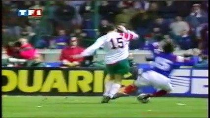 Kostadinov   France 1993