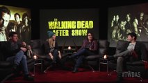 "The Walking Dead After Show ""Consumed"" Highlights"