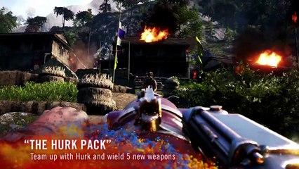 Far Cry 4 : DLC Trailer de Far Cry 4