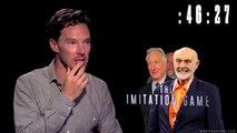 Benedict Cumberbatch - O senhor das vozes!