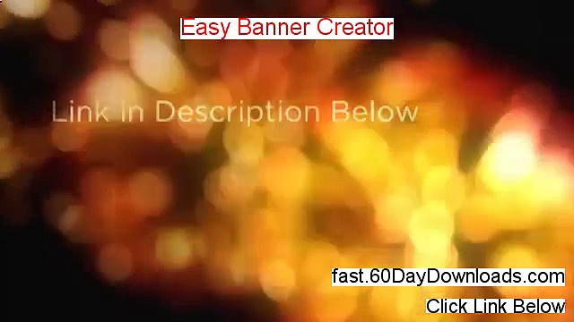 Easy Banner Creator – Easy Banner Creator