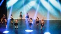 Extrait du spectacle de danse Aimer, Bouger, Danser (conservatoire de Danse)