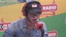 DH Radio - Thibaut Roland - Un crampon dans le café