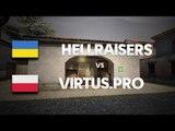 HellRaisers vs Virtus.PRO on de_mirage @ ESL EMS KATOWICE by ceh9