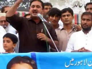 Jamshaid Dasti Openly Cursing and Abusing Sharif Brothers In his Speech