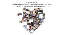 """La Seine-Saint-Denis, Département """"Ami des enfants."""""""