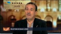 Focus sur les Prix littéraires de Goûts de luxe: Jean-Daniel Lorieux, Patrick Mauriès, Bruno de Monte et Nicolas Chemla (2/5) - 16/11