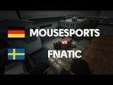 Mousesports vs Fnatic on de_cache (2nd map) @ CS ARENA #2 by ceh9