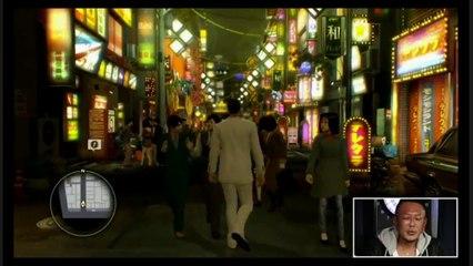 Yakuza Zero - Gameplay de Yakuza 0