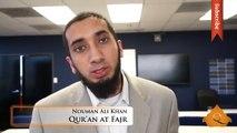 Quran at Fajr - Nouman Ali Khan