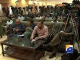 Shaikh Rasheed press conference-Geo Reports-18 Nov 2014