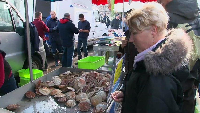 45e Foire aux harengs et à la coquille St Jacques à Dieppe