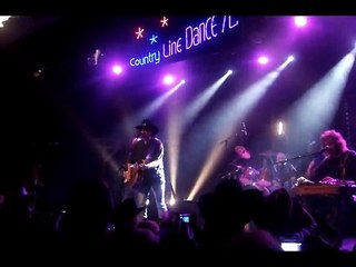 confederate railroad au mans le 15 11 2014