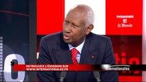 """Abdou Diouf sur TV5MONDE : """"Le français progresse"""""""