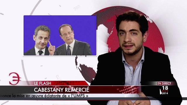 Flash Anarchy 18 novembre