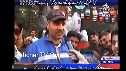 Public Opinion about Govt performance in Rawalpindi