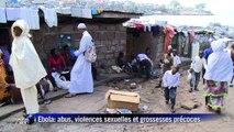 Ebola: abus, violences sexuelles et grossesses précoces