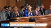 Fed Awards Most Reverse Repos in 2-1/2 Weeks