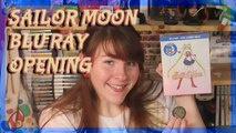 SAILOR MOON LIMITED EDITION BLU RAY UNBOXING