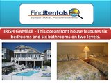 Ocean Isle Beach North Carolina Vacation Rentals and Vacation Homes