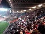 UEFA PSG AEK Echange Boulogne Auteuil