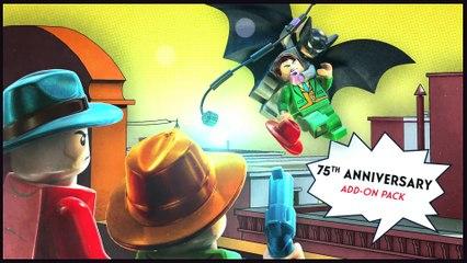 Season Pass de LEGO Batman 3 : Au-delà de Gotham