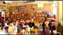 O que as crianças fazem nas escolas do Japão?