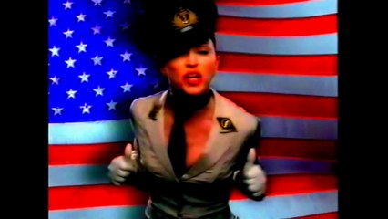 Madonna - American Life (Banned Music Video) (Uncut / Uncensored Version) [OFFICIAL MUSIC VIDEO]