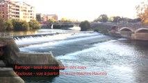 Barrage de Tounis, Toulouse