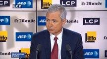 Questions d'info : Claude Bartolone, président de l'Assemblée nationale
