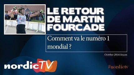 Biathlon : le retour de Martin Fourcade