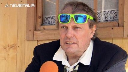 Cortina 2014 - Intervista a Roberto Zandonella (campione olimpico di bob 1968)