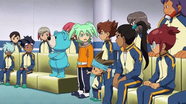 Inazuma Eleven GO Chrono Stone 05 VF Le Football, une menace pour la société