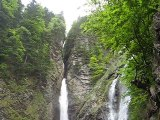 Cascade d'enfer à 10 km de Luchon, Vallée du Lys