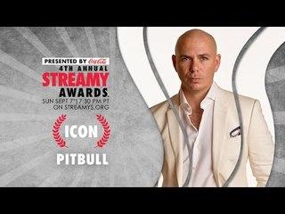 Thank you Streamys for my ICON Award!
