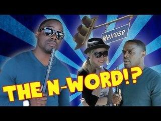 N Word Prank! ~ Starring Klarity on SHFTY!