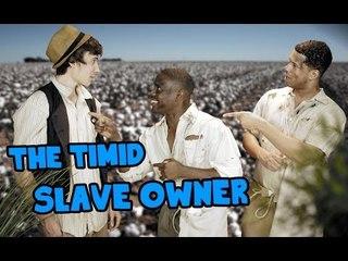 The Timid Slave Owner ~ Starring Alphacat, Klarity, and Brandon Calvillo