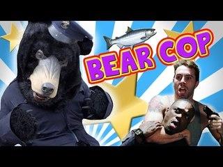 Bear Cop! ~ Starring Klarity, KC James and Ry Doon on SHFTY!