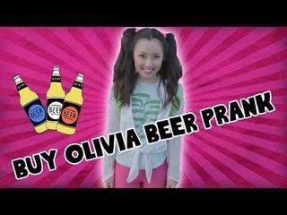 Buy Olivia Beer Prank! ~ SHFTY Pranks