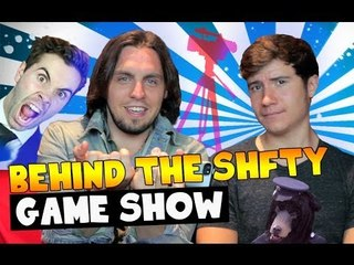 Game Show ~ Bloopers and Behind the Scenes on SHFTY