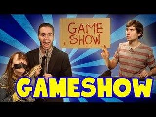 Game Show! ~ Starring KC James & Brandon Calvillo on SHFTY!