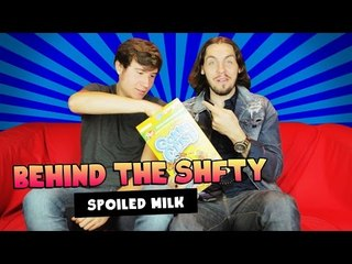 Spoiled Milk ~ Behind the SHFTY with Brandon Calvillo and Christiano Covino!