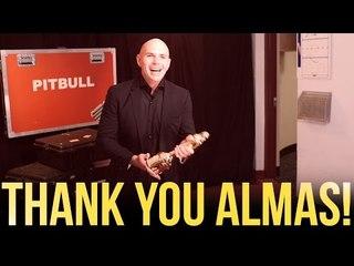 Thank you ALMA Awards!