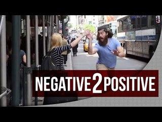 "Negative2Positive: ""High Five New York"""