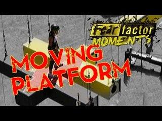 Fear Factor Moments | Platform Pressure